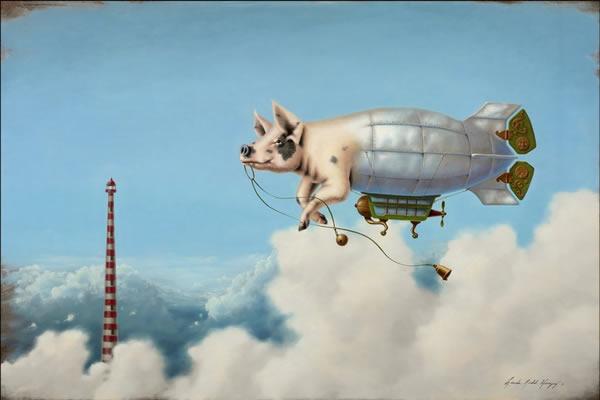 Pig-Blimp